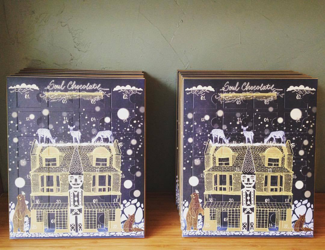 Countdown To Christmas With These 2017 Advent Calendars