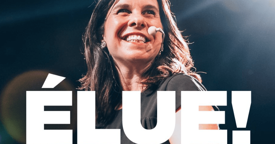 Valerie Plante elected as Montreal's next mayor