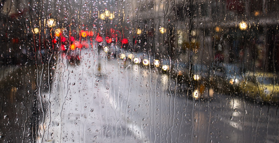 Rainfall Warning calls for up to 80 mm across parts of Metro Vancouver