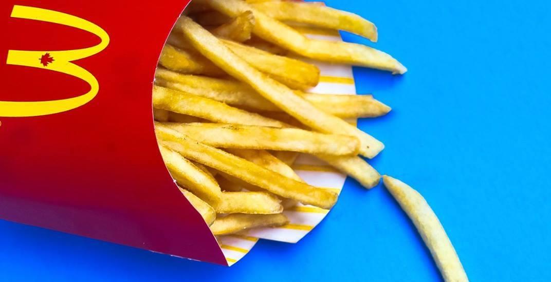 Mcdonalds fries