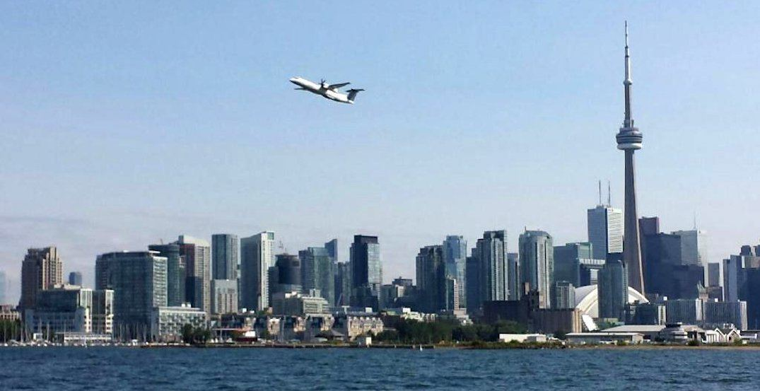 18-minute flights from Toronto to Waterloo begin today