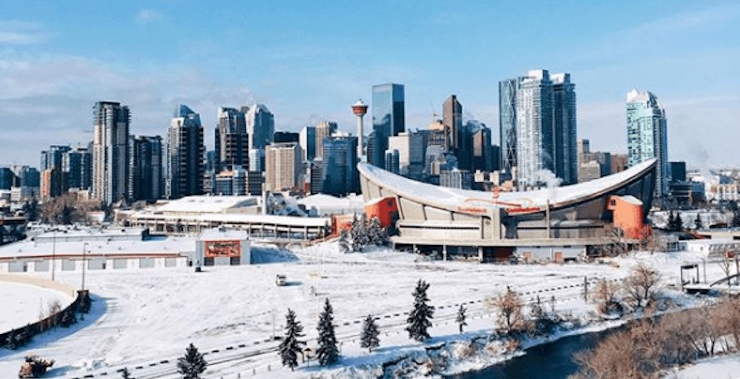 Sunshine returns to Calgary this week, but still a chance of snow