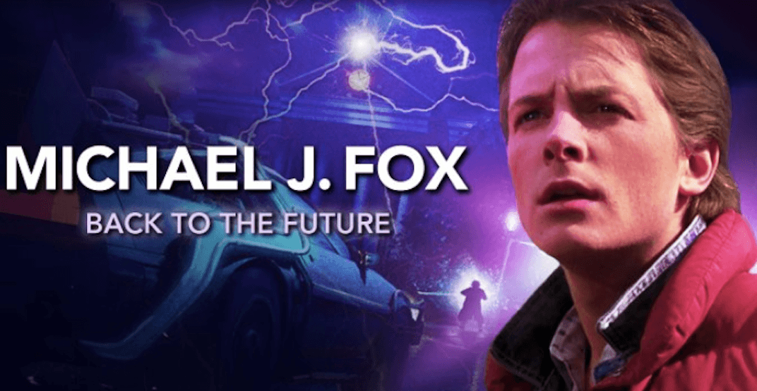 Michael J. Fox will be at the 2018 Calgary Comic and Entertainment Expo