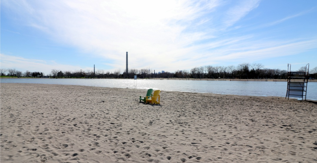 Toronto not recommending swimming at city's beaches