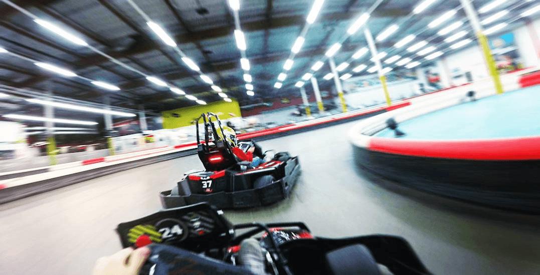 A new high speed indoor Go Kart track is set to open in Toronto