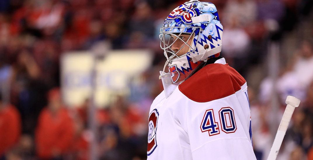 Canadiens should play, then trade, goaltender Charlie Lindgren