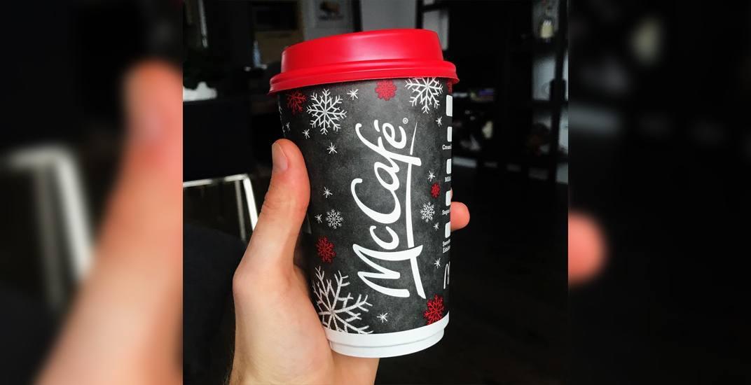 Mccafe cups