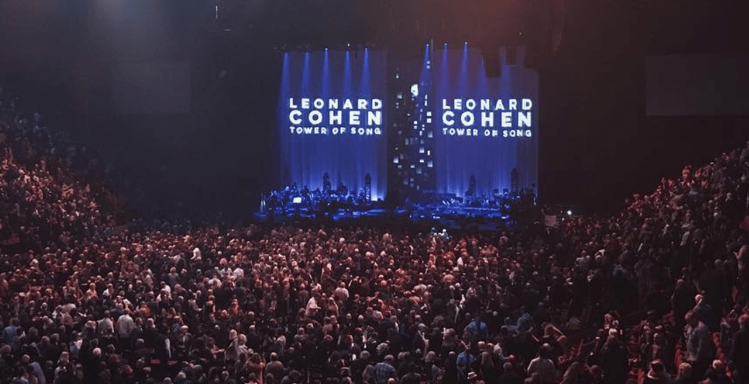 Leonard Cohen fans from around the world attend star-studded tribute concert (PHOTOS)