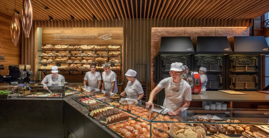 Starbucks is rolling out a chain of acclaimed Italian bakeries