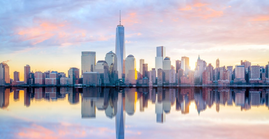 You can fly from Calgary to New York City for $265 round trip