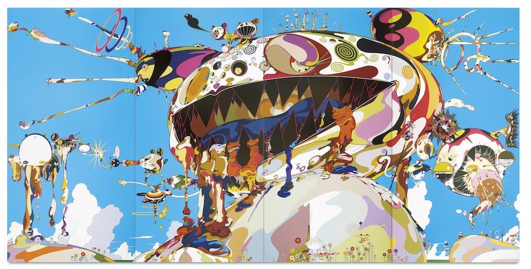 Vancouver Art Gallery to host Takashi Murakami retrospective