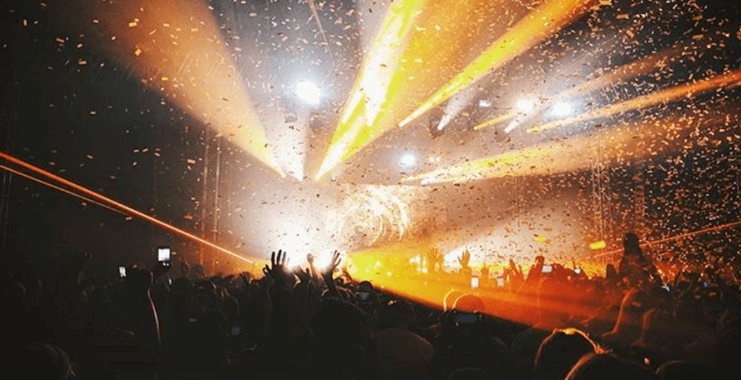 The Odesza Calgary concert was wild (PHOTOS, VIDEOS)