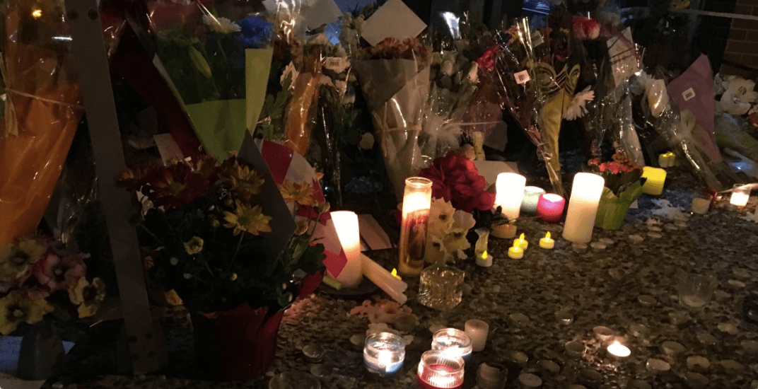 Condolences flood in for fallen Abbotsford police officer