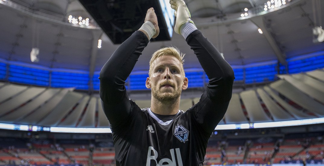 Whitecaps trade longtime goalkeeper David Ousted to DC United