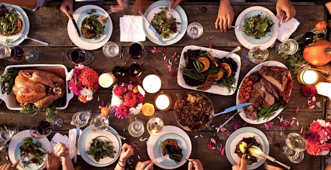 This Toronto supper club hosts American Thanksgiving in November