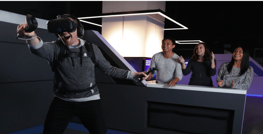 Toronto's first-ever IMAX VR Centre is now open at Scotiabank Theatre