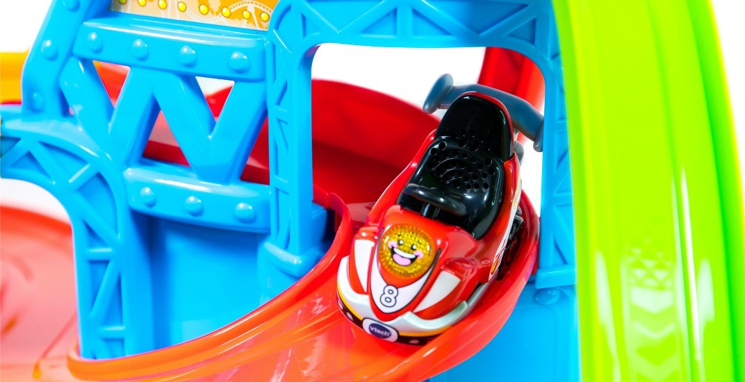 Go go smart wheels race play adventure park vtech