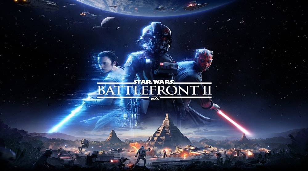 Star wars battlefront 2 feat min