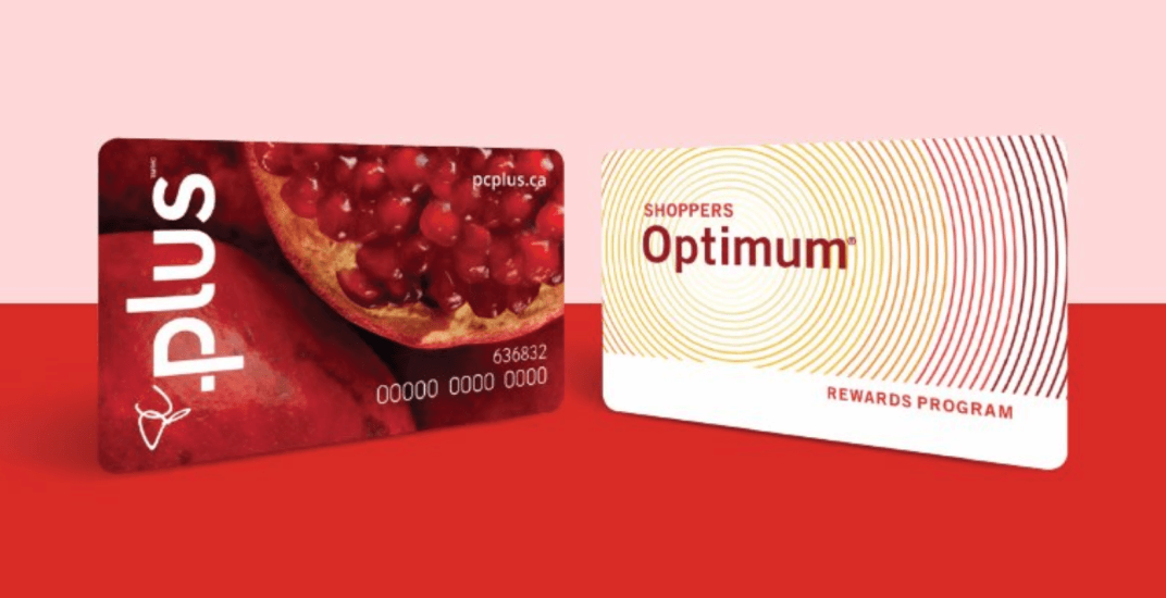 Loyalty programs from Shoppers Drug Mart and Loblaw are merging