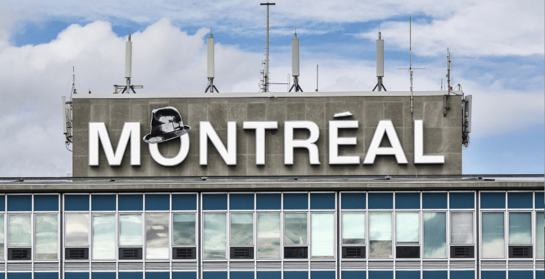 Montréal–Trudeau Airport adds touch of Leonard Cohen to its outdoor sign
