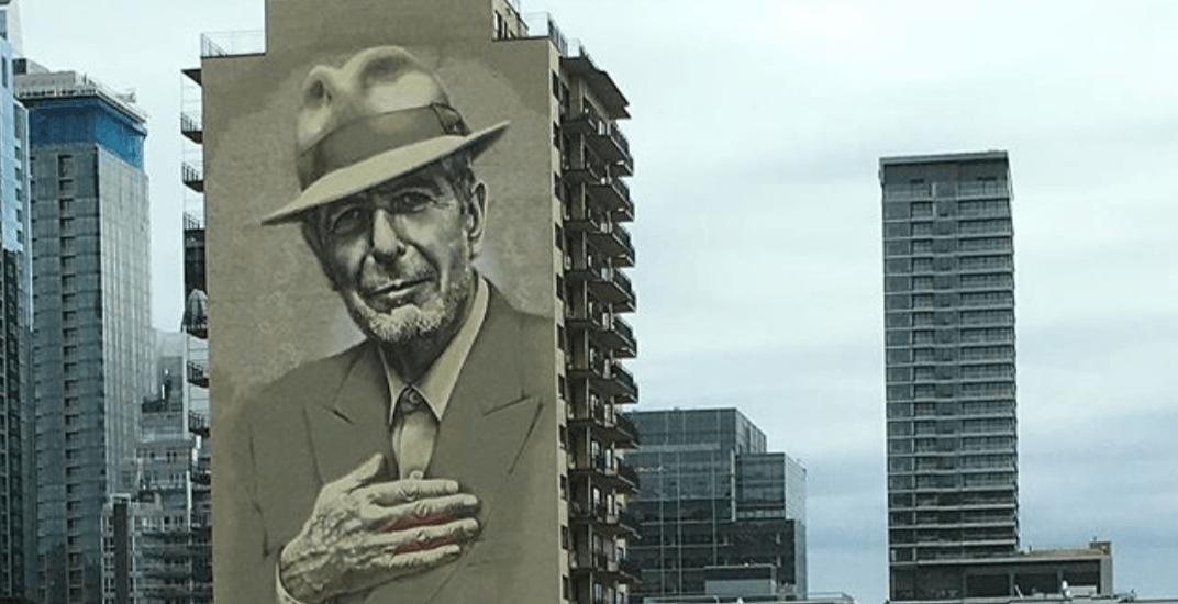 A giant Leonard Cohen karaoke event is happening in Montreal tomorrow