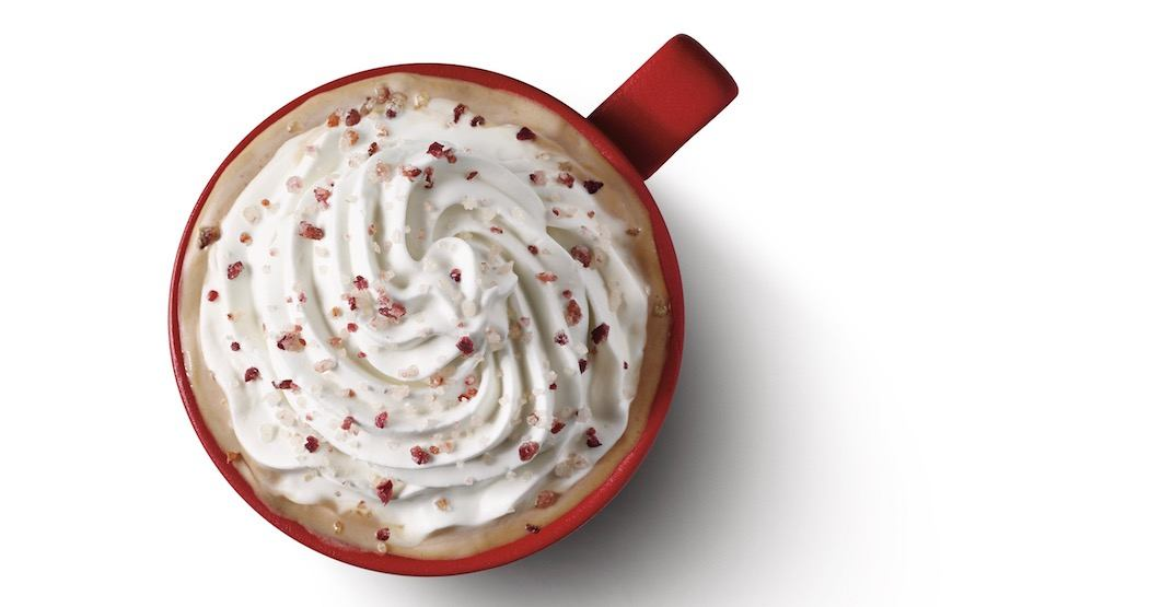 Starbucks adds new toasted white chocolate mocha option to holiday lineup