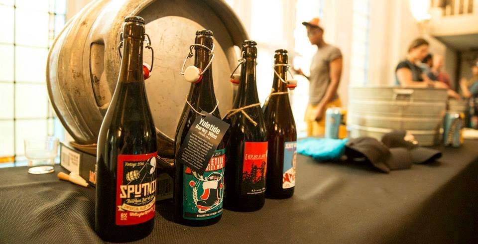 Hoppy Holidays beer festival is on in Toronto this December