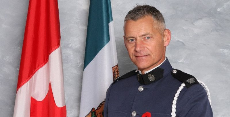 Abbotsford police set up GoFundMe for family of officer killed in line of duty
