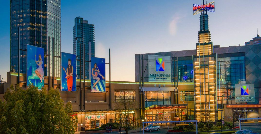 Metropolis at Metrotown is offering huge Black Friday discounts at over 80 stores