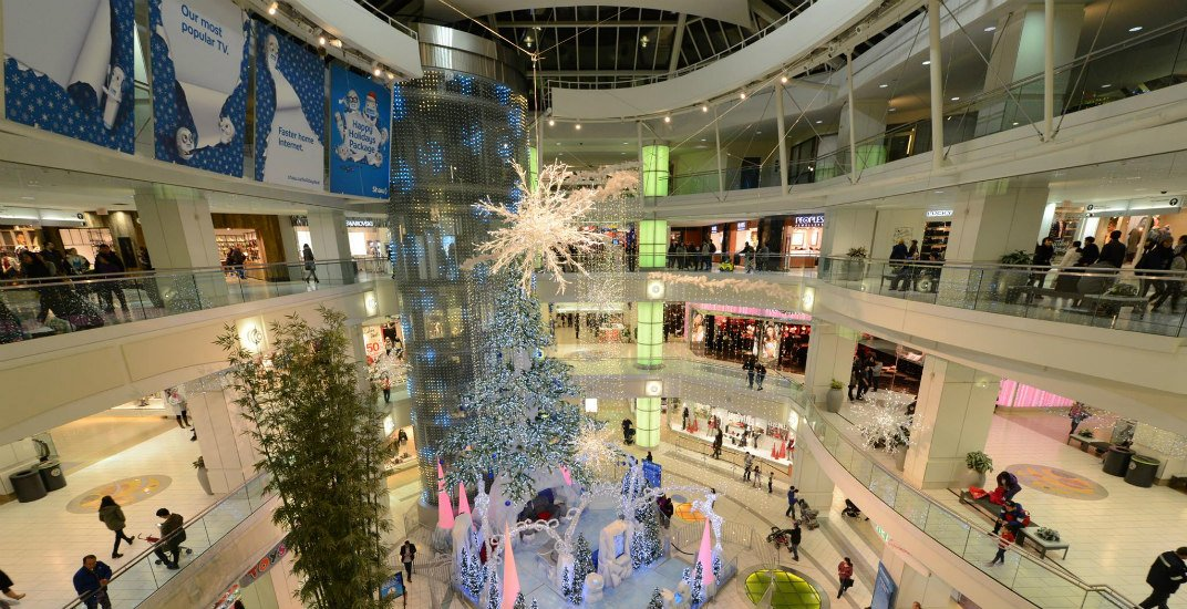 Win a $500 gift card for Metropolis at Metrotown ahead of Black Friday sales (CONTEST)
