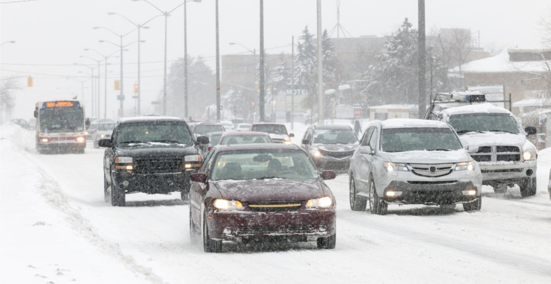 Opinion: Snow tires should be made mandatory in Ontario