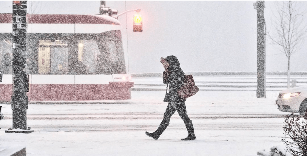 Environment Canada issues another Special Weather Statement for Toronto