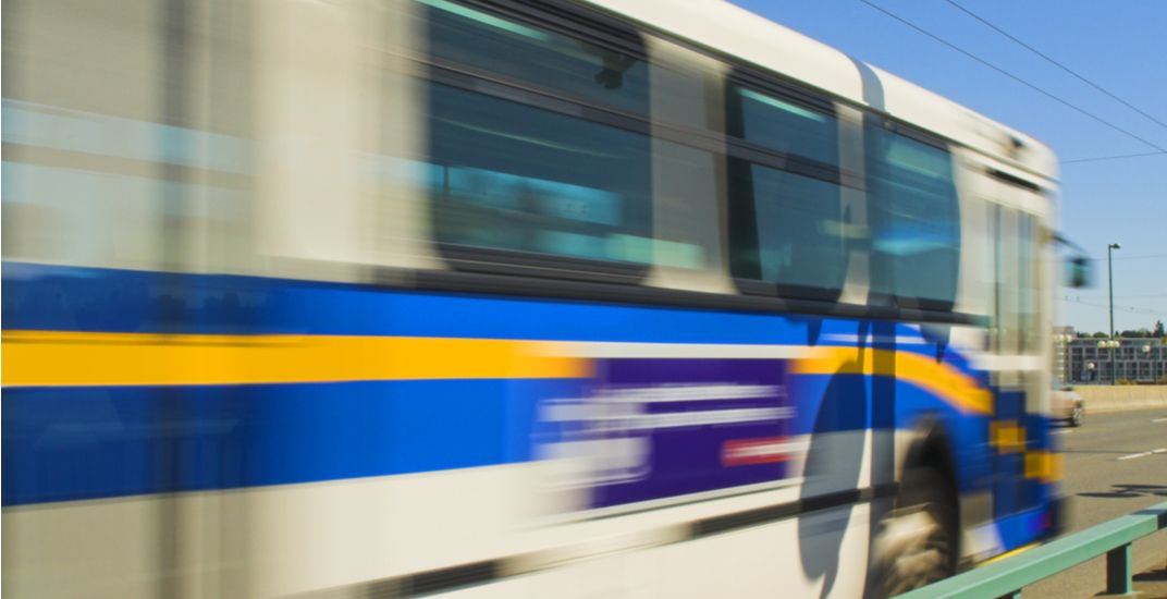 Woman jailed for 14 days after spitting in face of TransLink bus driver