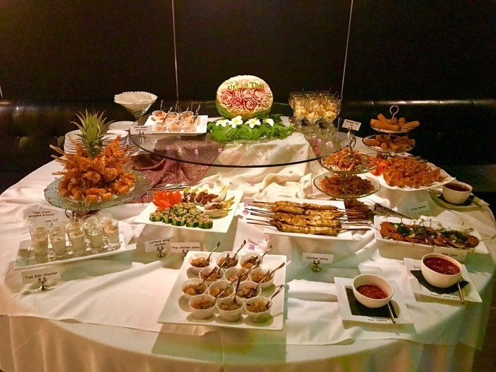 Urban Thai Bistro Buffet