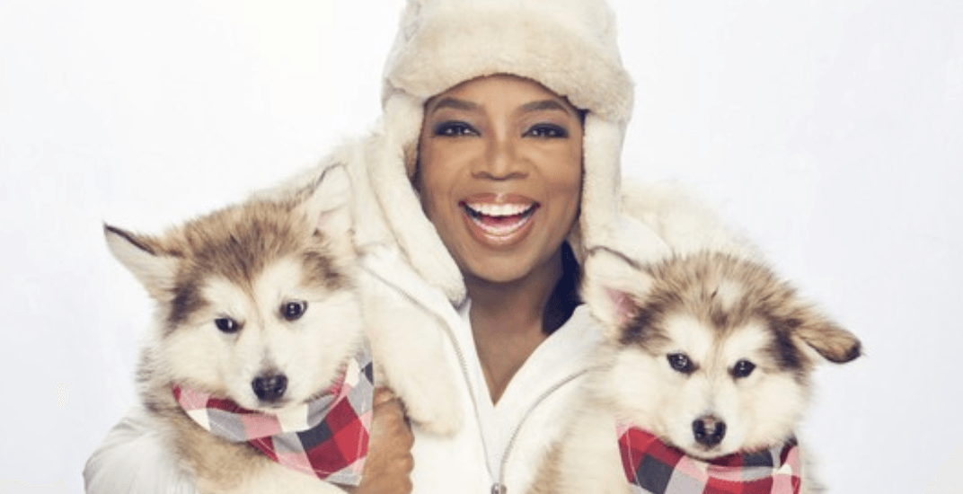 Oprah names Canadian company's sleepwear one of her 'Favorite Things' for 2017
