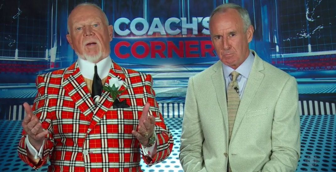 Don cherry hockey