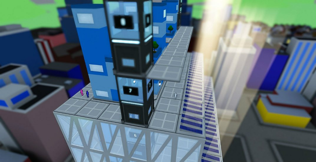 Gamers rejoice: Now you can build your own megacity in VR
