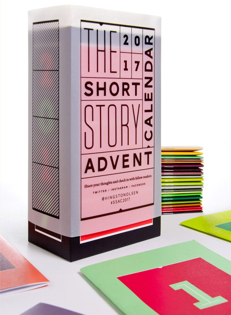 Hingston & Olsen Publishing story advent