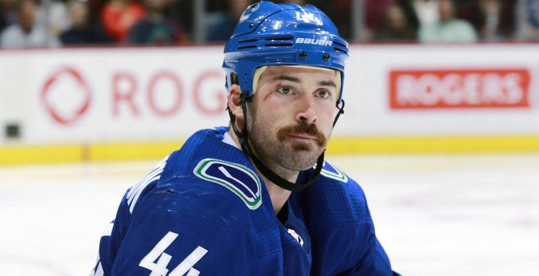 Canucks management cannot afford to re-sign Erik Gudbranson