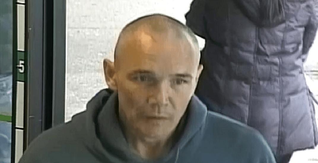 $10,000 reward offered for capture of BC bank robber (VIDEO)