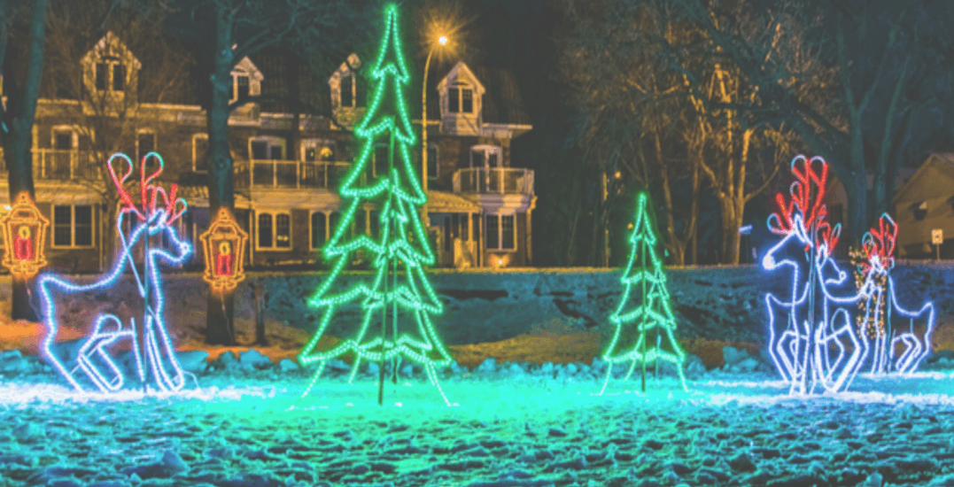 This Ontario park will transform into a magical light festival this winter