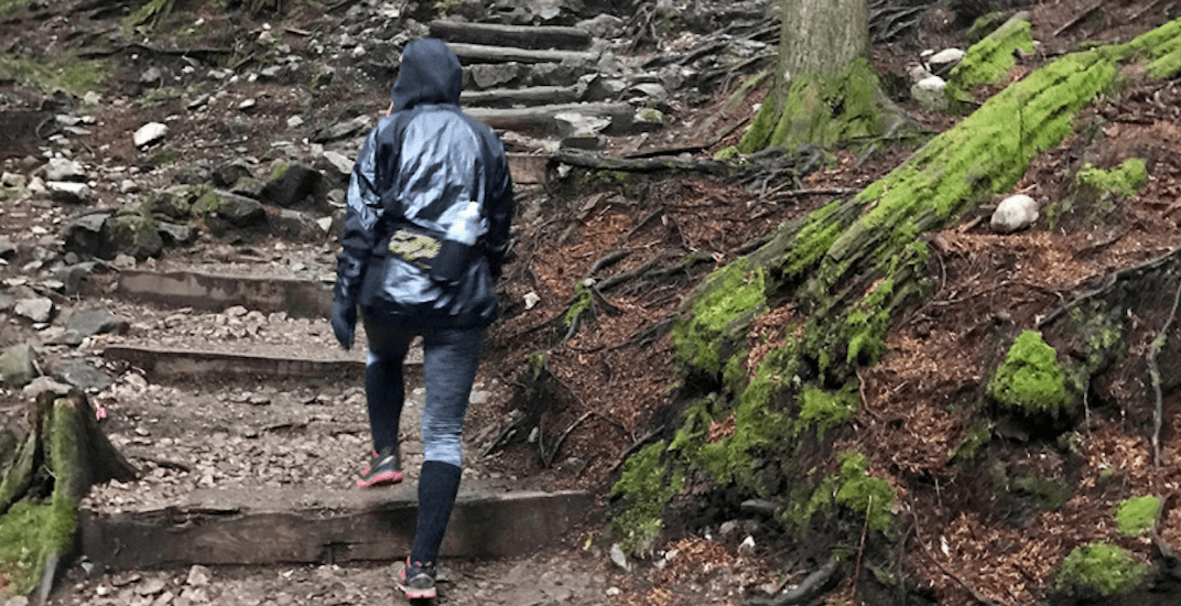 Take a hike: The Grouse Grind has been reopened today