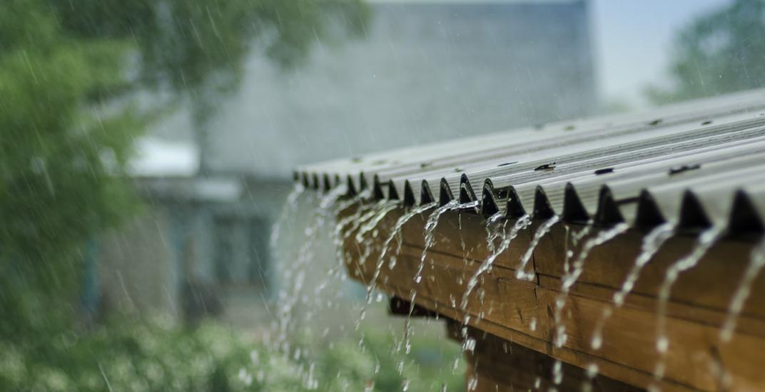 Vancouver is set to see rain all through this weekend