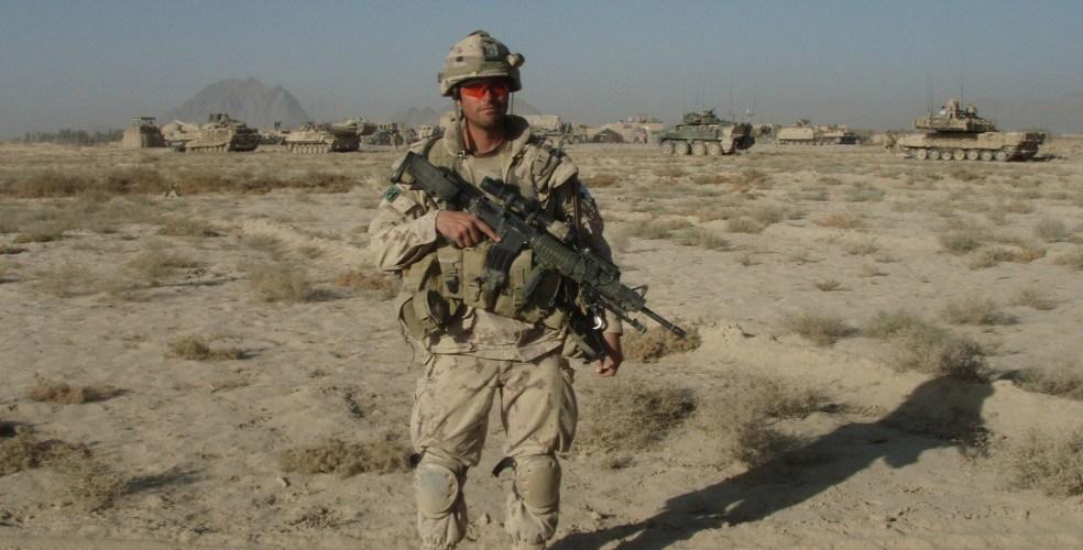 Interview with a veteran: Josh Muir