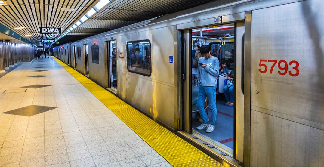 TTC's Line 1 to have reduced speeds over the next month