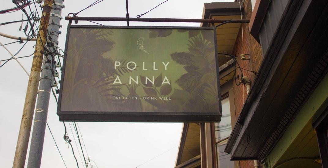 Pollyanna exterior