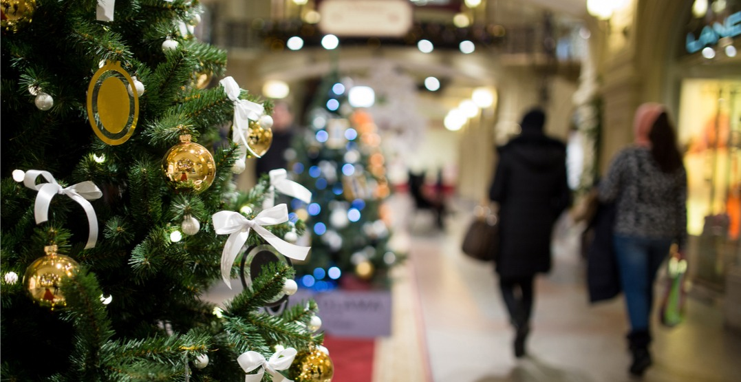 A giant designer Christmas market is happening in Montreal next month