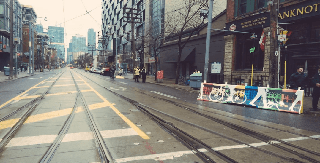 Toronto transit users already appear in love with King Street Pilot Project