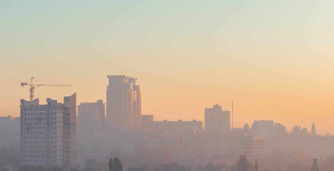 Environment Canada smog warning for Montreal continues
