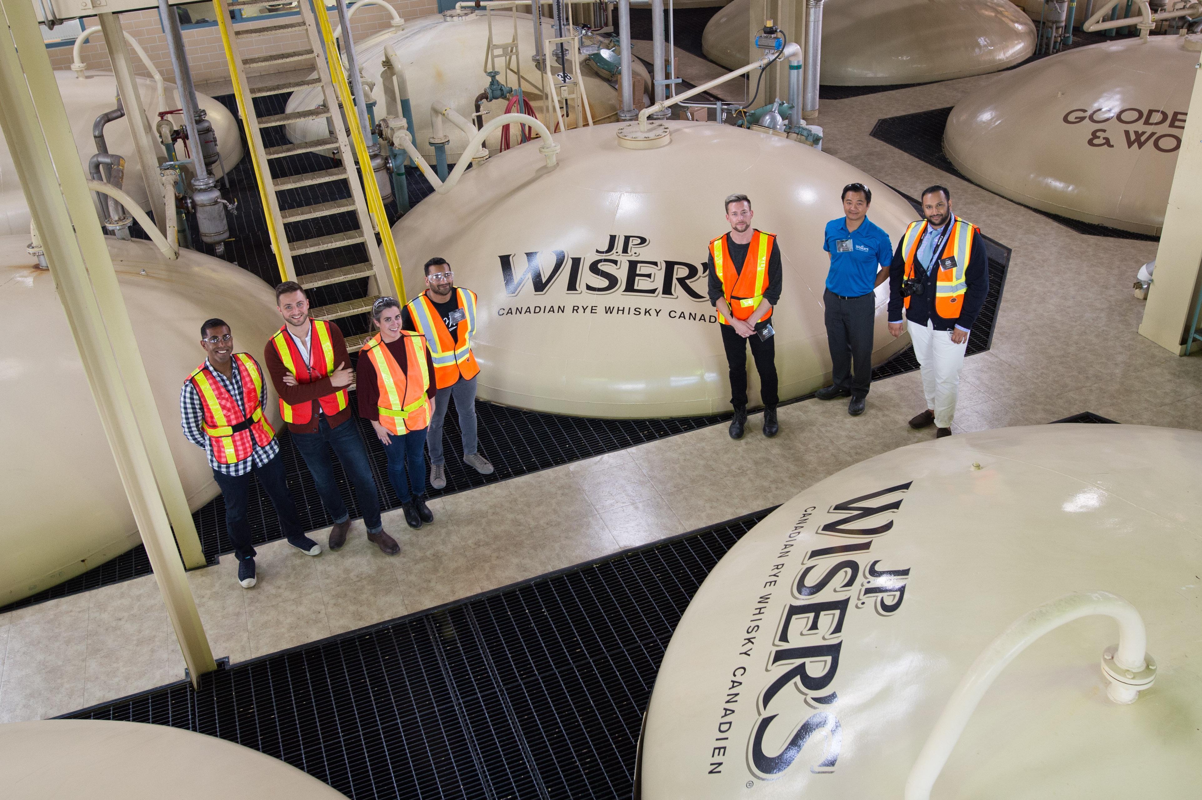 J.P. Wiser's tour